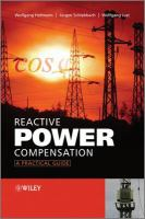 Reactive Power Compensation