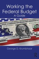 Working The Federal Budget: A Guide