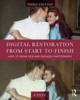 Digital Restoration From Start to Finish