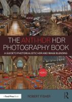 The Anti-HDR HDR Photography Book