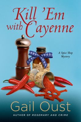 Cover image for Kill 'em With Cayenne