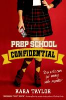 Prep School Confidential