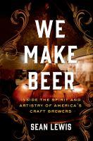 We Make Beer
