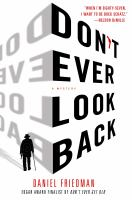 Don't Ever Look Back