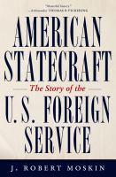 American Statecraft