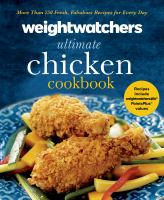 Weightwatchers Ultimate Chicken Cookbook