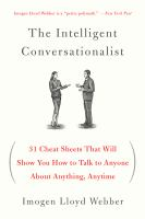 The Intelligent Conversationalist
