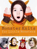 More Monster Knits for Little Monsters