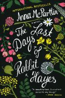 The Last Days of Rabbit Hayes