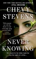 Never Knowing