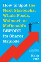 How to Spot the Next Starbucks, Whole Foods, Walmart, or McDonald's Before Its Shares Explode