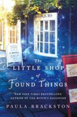 Cover image for The Little Shop of Found Things