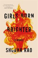 Cover of Girls Burn Brighter