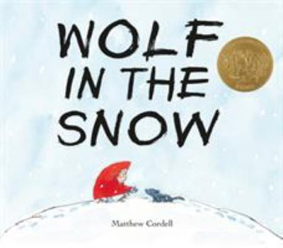 Cover image for Wolf in the Snow