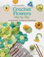 Crochet Flowers Step-by-step