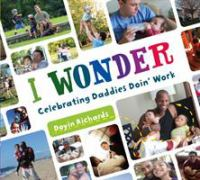Cover of I Wonder: Celebrating Dadd