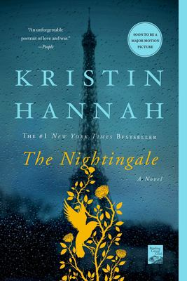 Hannah Book club in a bag. The nightingale