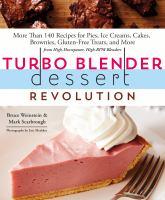 Turbo Blender Dessert Revolution