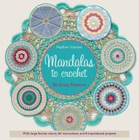 Mandalas to Crochet