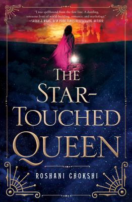 Cover image for The Star-touched Queen