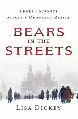 Cover image for Bears in the Streets