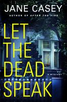 Let the Dead Speak : A Mystery