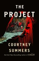 The project : a novel