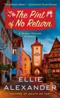 The Pint of No Return--a Mystery