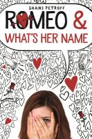 Image: Romeo and What's Her Name