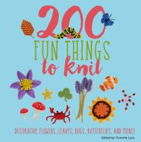 Image: 200 Fun Things to Knit