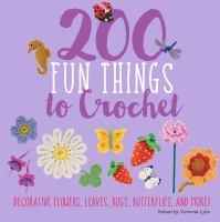 Image: 200 Fun Things to Crochet