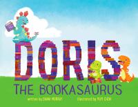 Doris the Bookasaurus