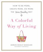 Media Cover for A Colorful Way Of Living