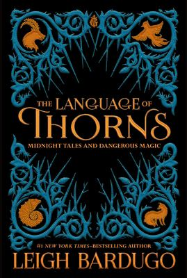 Cover image for The Language of Thorns