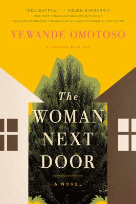 Cover image for The Woman Next Door