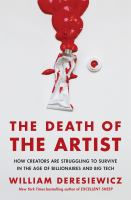 Image: The Death of the Artist