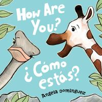 Cover of How are you? =¿Cómo est