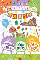 Super Happy Party Bears