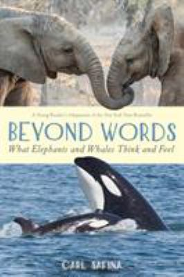 Beyond Words: What Elephants and Whales Think and Feel(book-cover)
