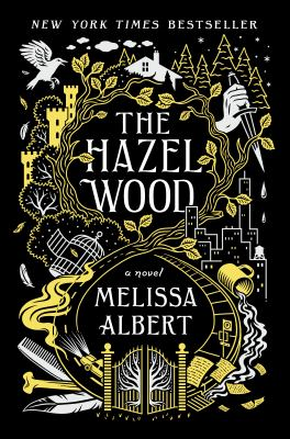 The Hazel Wood book jacket
