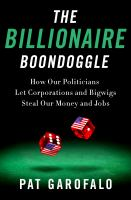 The Billionaire Boondoggle