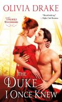 The Duke I Once Knew Unlikely Duchesses.