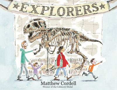 Cover image for Explorers