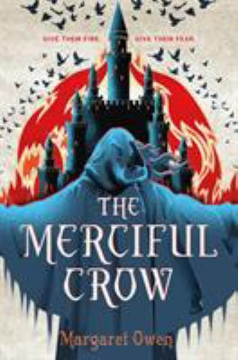 The Merciful Crow(book-cover)