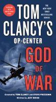 Tom Clancy's Op-center. God of war