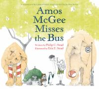 AMOS MCGEE MISSES THE BUS