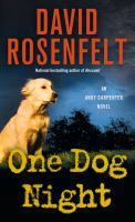 One Dog Night : An Andy Carpenter Mystery.