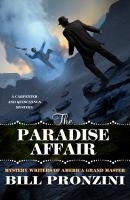The Paradise Affair : A Carpenter and Quincannon Mystery