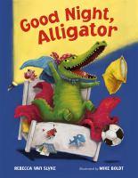 Good Night, Alligator