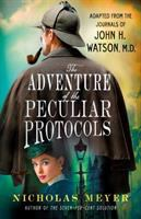 Media Cover for Adventure of the Peculiar Protocols